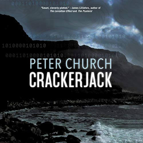 Peter Noble-Audiobook Narrator-Crackerjack
