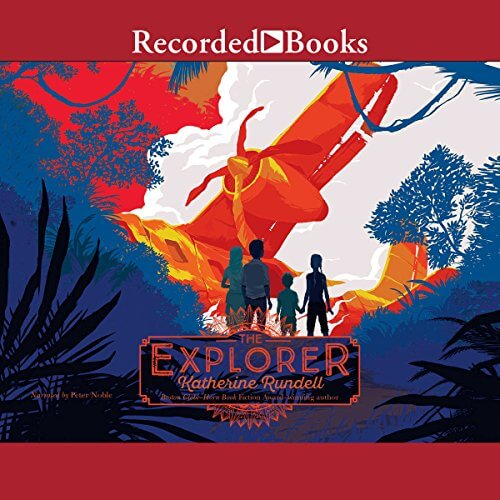 Peter Noble-Audiobook Narrator-Explorer