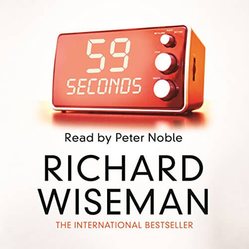 Peter Noble-Audiobook Narrator-59 Seconds