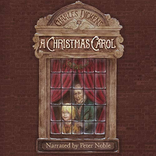 Peter Noble-Audiobook Narrator-A Christmas Carol