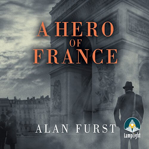 Peter Noble-Audiobook Narrator-A Hero of France