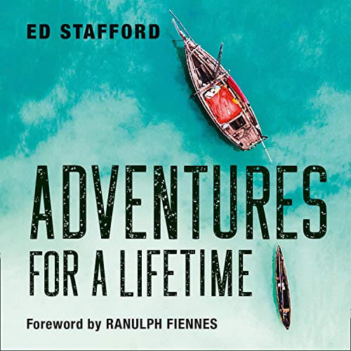 Peter Noble-Audiobook Narrator-Adventures for a Lifetime