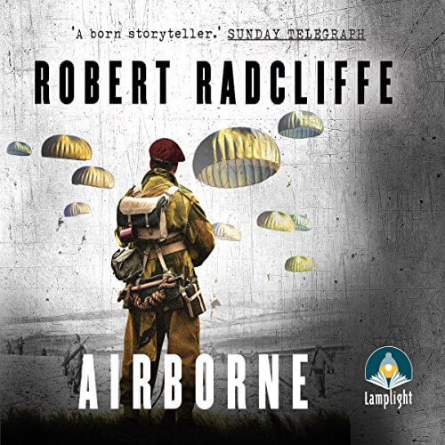 Peter Noble-Audiobook Narrator-Airborne