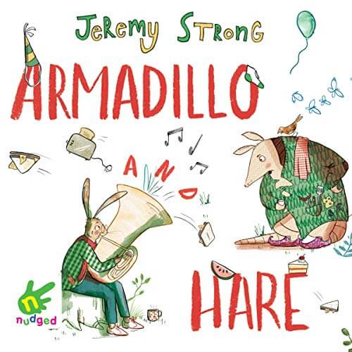 Peter Noble-Audiobook Narrator-ARMADILLO AND HARE