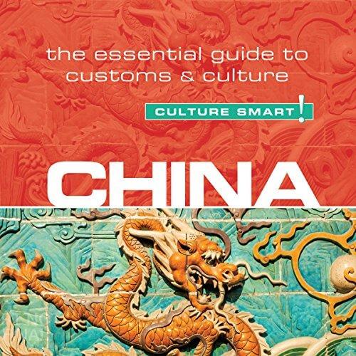Peter Noble-Audiobook Narrator-China - culture smart!