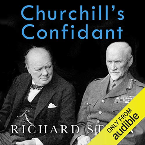 Peter Noble-Audiobook Narrator-Churchill's Confidant