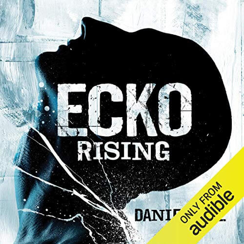 Peter Noble-Audiobook Narrator-Ecko Rising