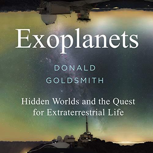 Peter Noble-Audiobook Narrator-Exoplanets