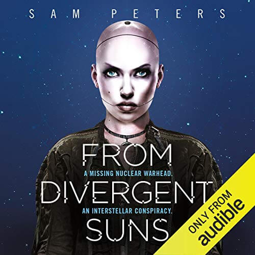 Peter Noble-Audiobook Narrator-From Divergent Suns