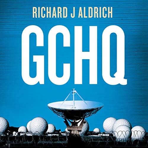 Peter Noble-Audiobook Narrator-GCHQ