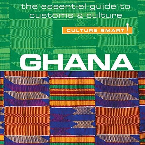 Peter Noble-Audiobook Narrator-Ghana - culture smart!