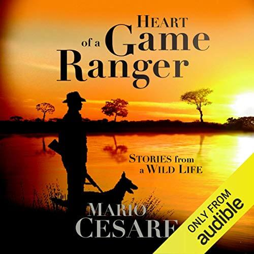 Peter Noble-Audiobook Narrator-Heart of a Game Ranger