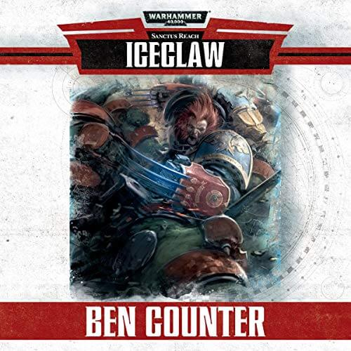 Peter Noble-Audiobook Narrator-Iceclaw