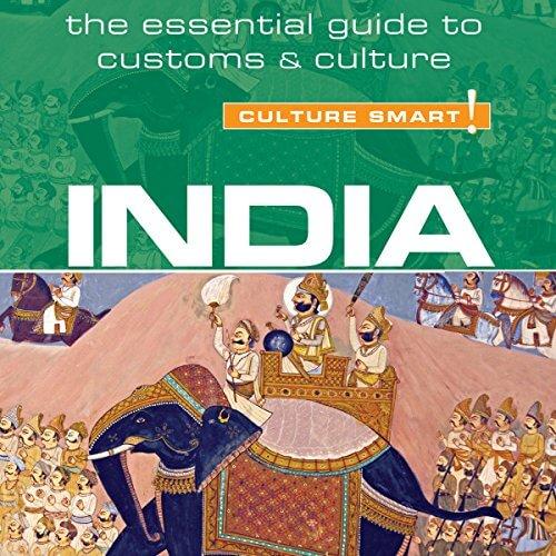 Peter Noble-Audiobook Narrator-India - culture smart!