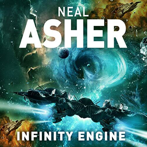 Peter Noble-Audiobook Narrator-Infinity Engine