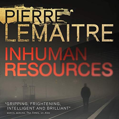 Peter Noble-Audiobook Narrator-Inhuman Resources