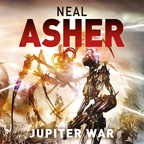 Peter Noble-Audiobook Narrator-Jupiter War