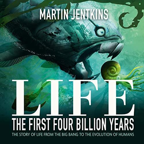 Peter Noble-Audiobook Narrator-Life The First 4 Billion Years