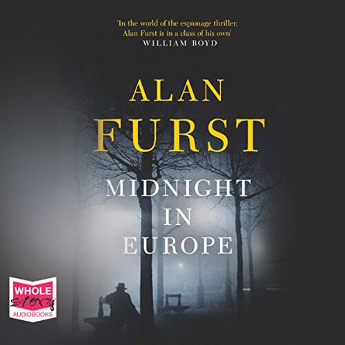 Peter Noble-Audiobook Narrator-Midnight In Europe