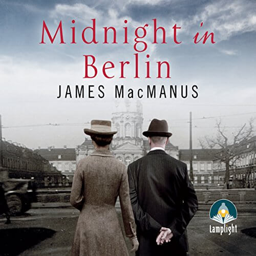 Peter Noble-Audiobook Narrator-Midnight in Berlin