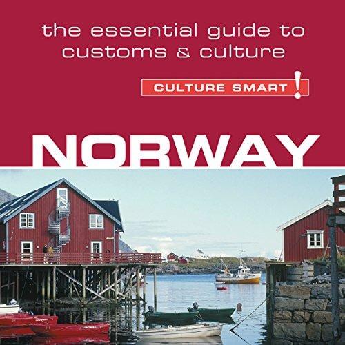 Peter Noble-Audiobook Narrator-Norway - culture smart!