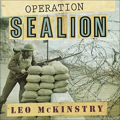 Peter Noble-Audiobook Narrator-Operation Sealion