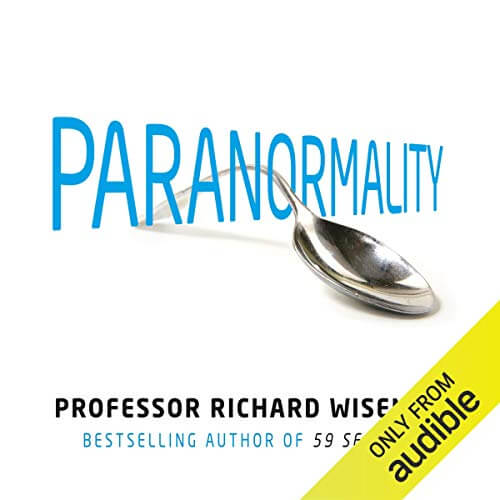 Peter Noble-Audiobook Narrator-Paranormality
