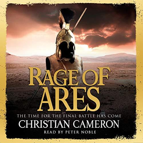 Peter Noble-Audiobook Narrator-Rage of Ares