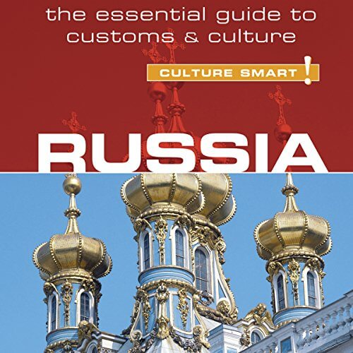 Peter Noble-Audiobook Narrator-Russia - culture smart!
