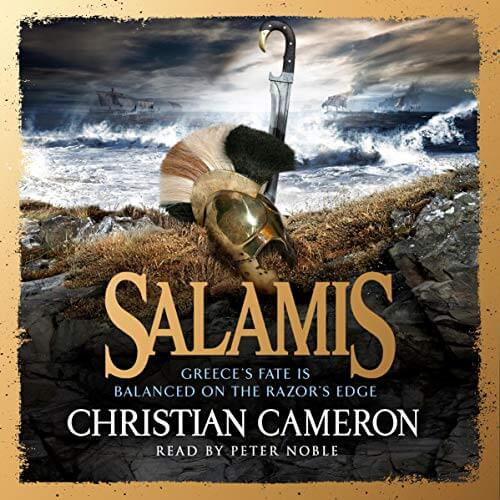 Peter Noble-Audiobook Narrator-Salamis