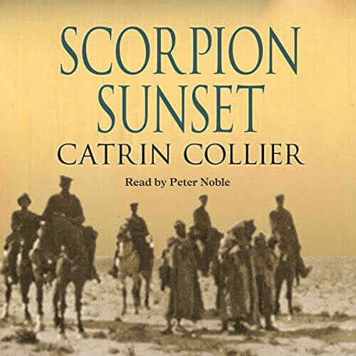 Peter Noble-Audiobook Narrator-Scorpion Sunset