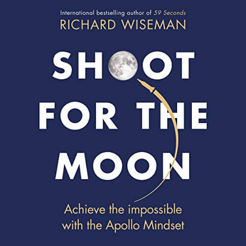 Peter Noble-Audiobook Narrator-Shoot for the Moon