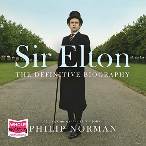 Peter Noble-Audiobook Narrator-Sir Elton
