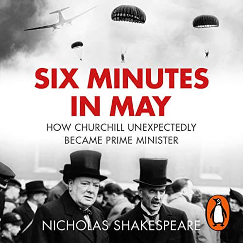 Peter Noble-Audiobook Narrator-Six Minutes in May