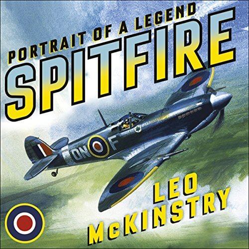 Peter Noble-Audiobook Narrator-Spitfire
