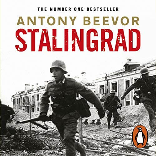 Peter Noble-Audiobook Narrator-Stalingrad