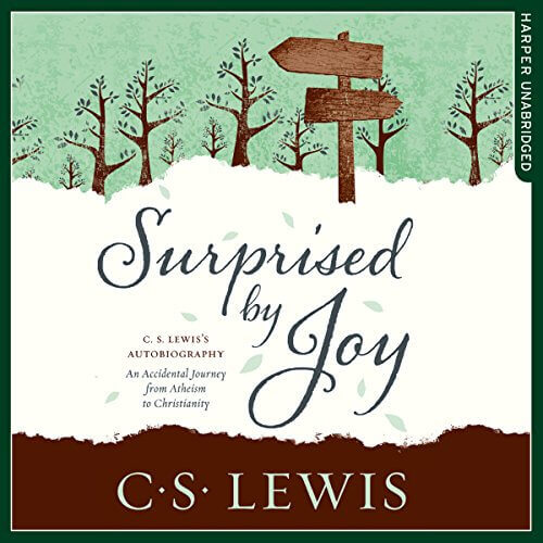 Peter Noble-Audiobook Narrator-Surprised by Joy