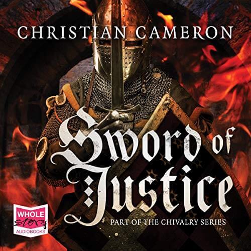 Peter Noble-Audiobook Narrator-Sword of Justice