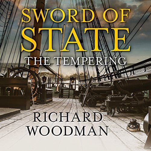 Peter Noble-Audiobook Narrator-Sword of State The Tempering