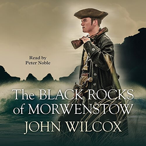 Peter Noble-Audiobook Narrator-The Black Rocks of Morwenstow