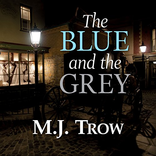 Peter Noble-Audiobook Narrator-The Blue and the Grey