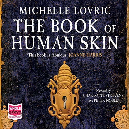Peter Noble-Audiobook Narrator-The Book of Human Skin
