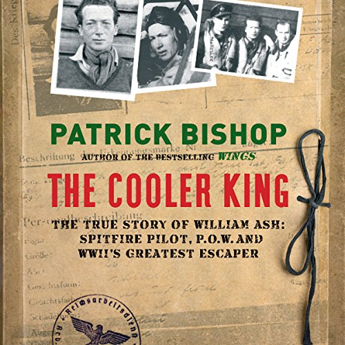 Peter Noble-Audiobook Narrator-The Cooler King
