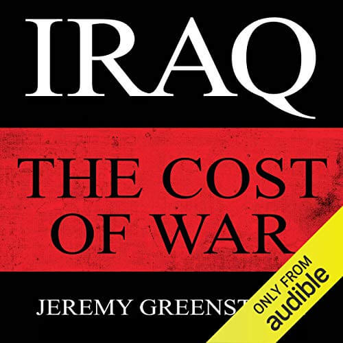 Peter Noble-Audiobook Narrator-The Cost of War