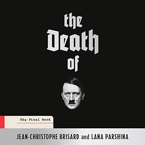 Peter Noble-Audiobook Narrator-The Death of Hitler