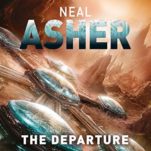 Peter Noble-Audiobook Narrator-The Departure