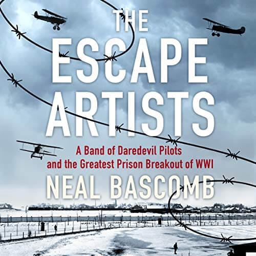 Peter Noble-Audiobook Narrator-The Escape Artists
