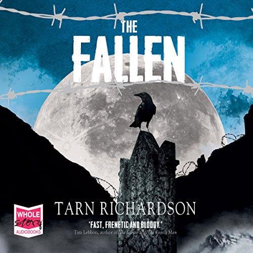 Peter Noble-Audiobook Narrator-The Fallen