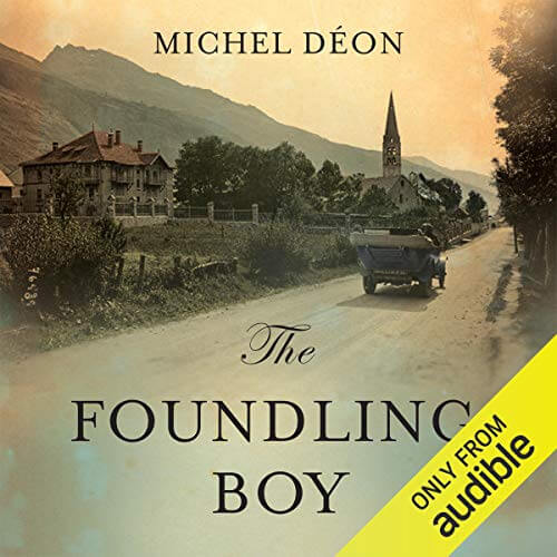 Peter Noble-Audiobook Narrator-The Foundling Boy