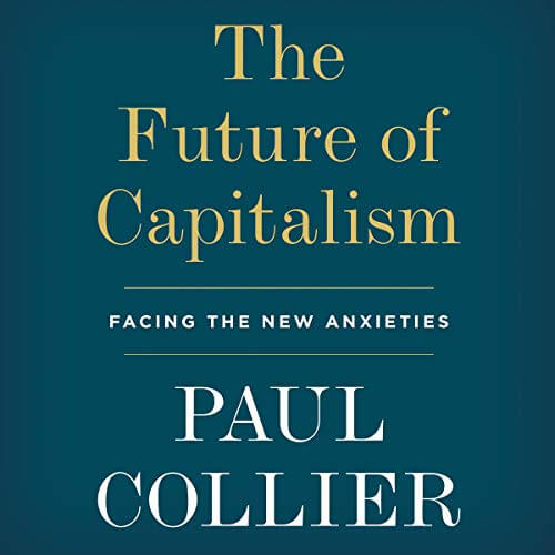 Peter Noble-Audiobook Narrator-The Future of Capitalism